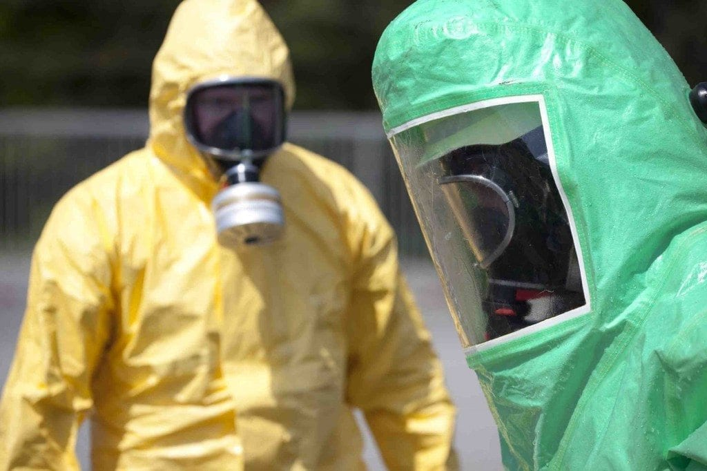 Meth Lab, Trauma Scene, and Environmental Cleanup