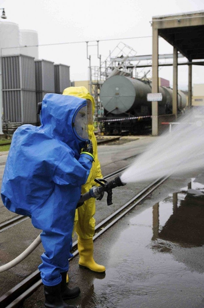 bio-hazard decontamination and death scene cleanup services